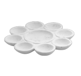 multi bowls with tray, multi marble bowl, multi marble bowls,