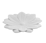 multi leaves shape marble bowls, fine flower design marble bowls plate tray, marble trey, all flower shape marble bowls, all style marble bowls